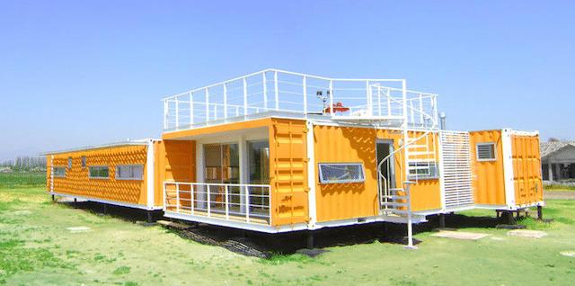 avec 1600 euros vous pouvez transformer un conteneur maritime esprit spiritualit m taphysiques. Black Bedroom Furniture Sets. Home Design Ideas