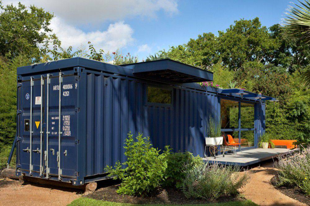 Transformez un conteneur maritime avec 1600euros - Pictures of container homes ...