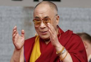 Au Dalaï Lama