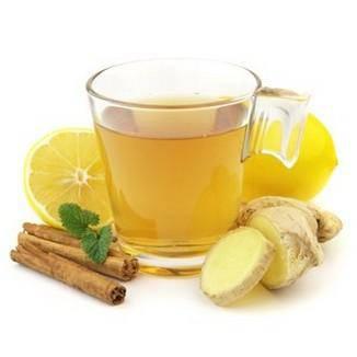 имбирный чай для похудения с чесноком рецепт