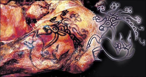 momie de 2 500 ans