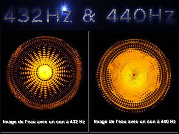 musique en 432 HZ