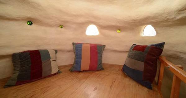 dômes en terre