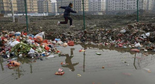pollution chine
