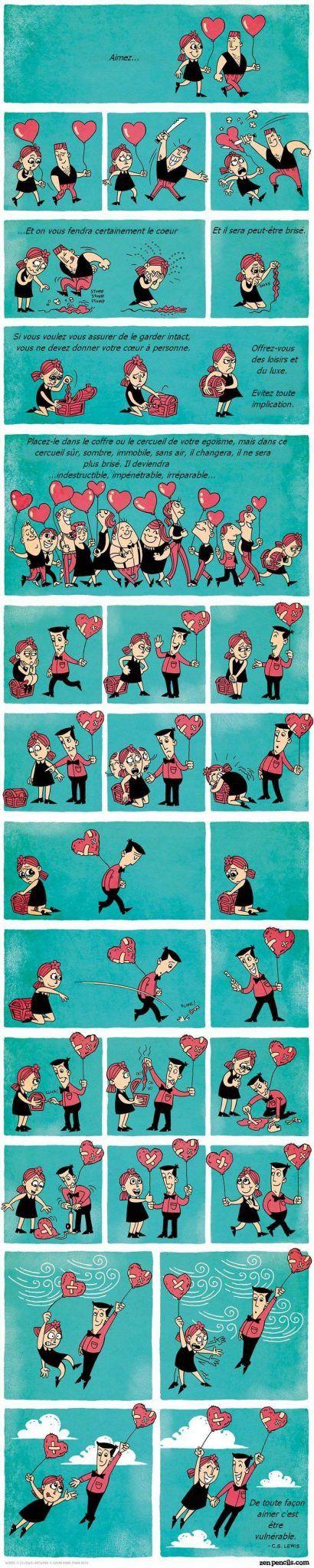 BD sur l'amour (1)