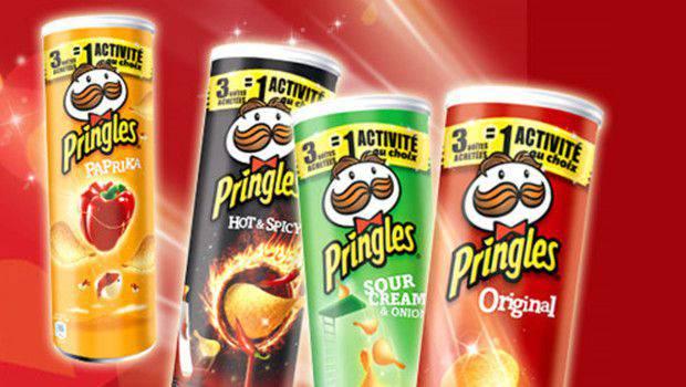 La véritable histoire choquante des Pringles