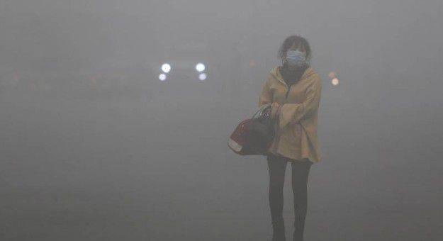ville polluée