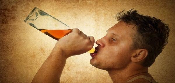l'alcool est une passerelle à la drogue