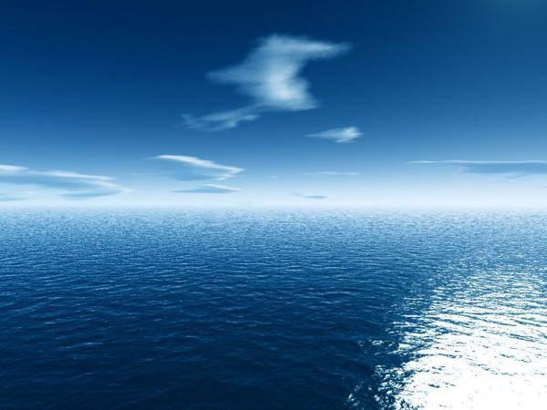 océan gigantesque