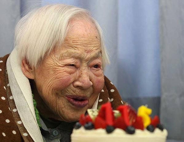 plus vieille femme