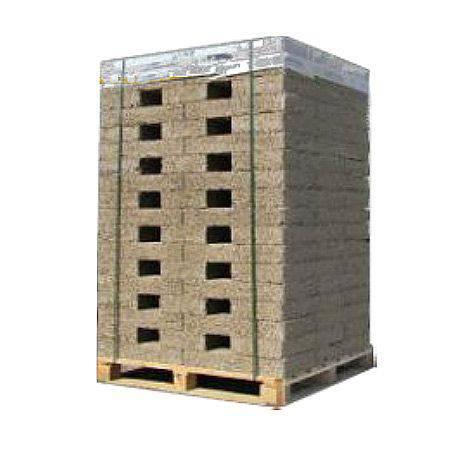 briques de chanvre