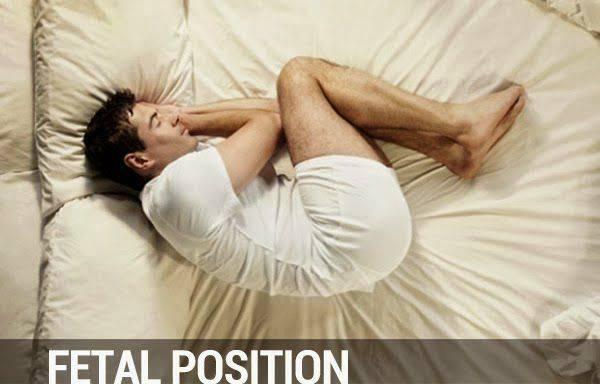 8 positions pour bien dormir et leurs effets sur la sant esprit spiritualit m taphysiques - Coucher bebe sur le cote ...