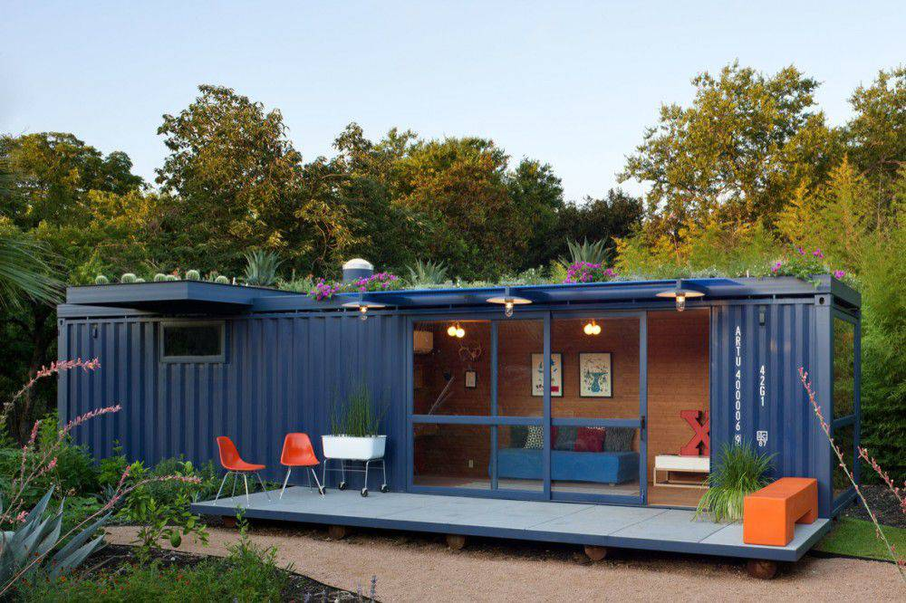 Container Guest House 1000 x 666