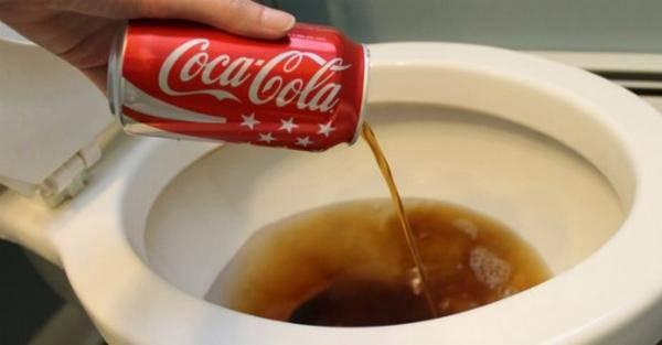 utilisations du quotidien avec du Coca-Cola