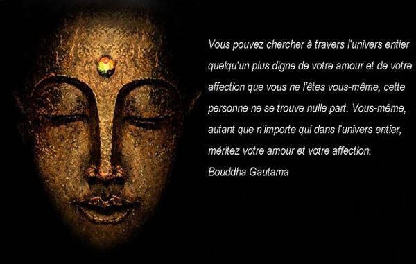 Enseignement de Bouddha