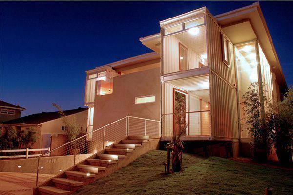 23 maisons magnifiques surprenantes construites à partir de conteneurs