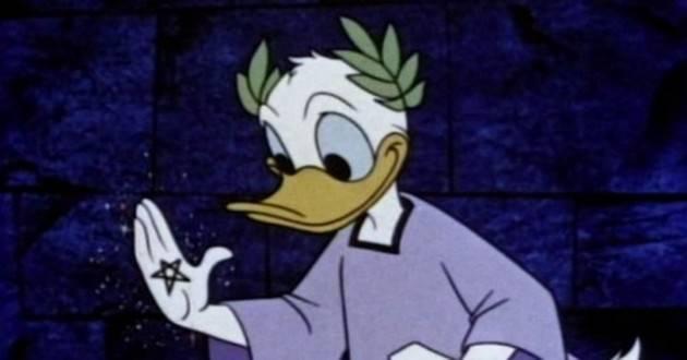 Walt Disney partage la géométrie sacrée
