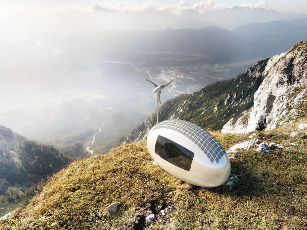 Cette capsule incroyable vous permet d'habiter n'importe où sur terre Capsule-incroyable-2-1024x768