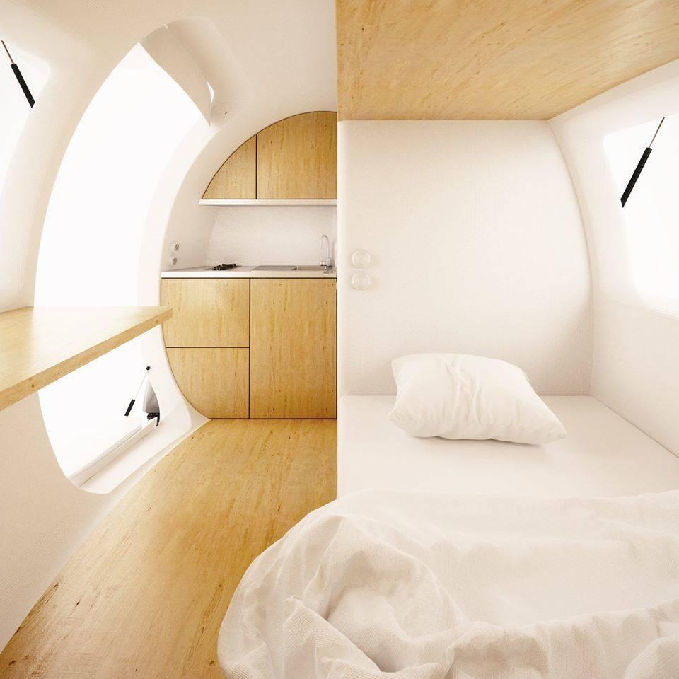 Cette capsule incroyable vous permet d'habiter n'importe où sur terre Capsule-incroyable-7