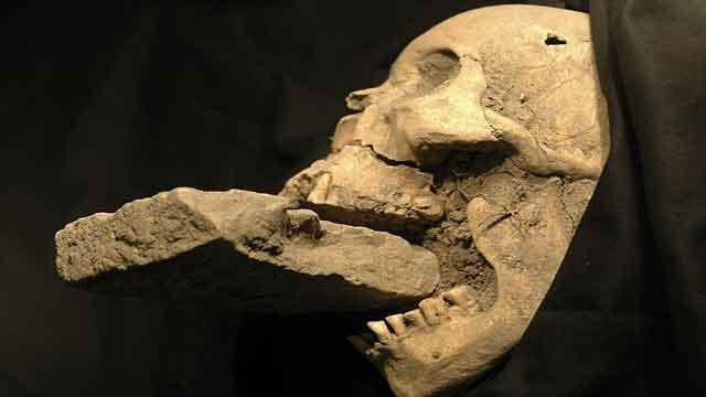 Les 25 découvertes archéologiques les plus intenses de l'histoire humaine  Vampire
