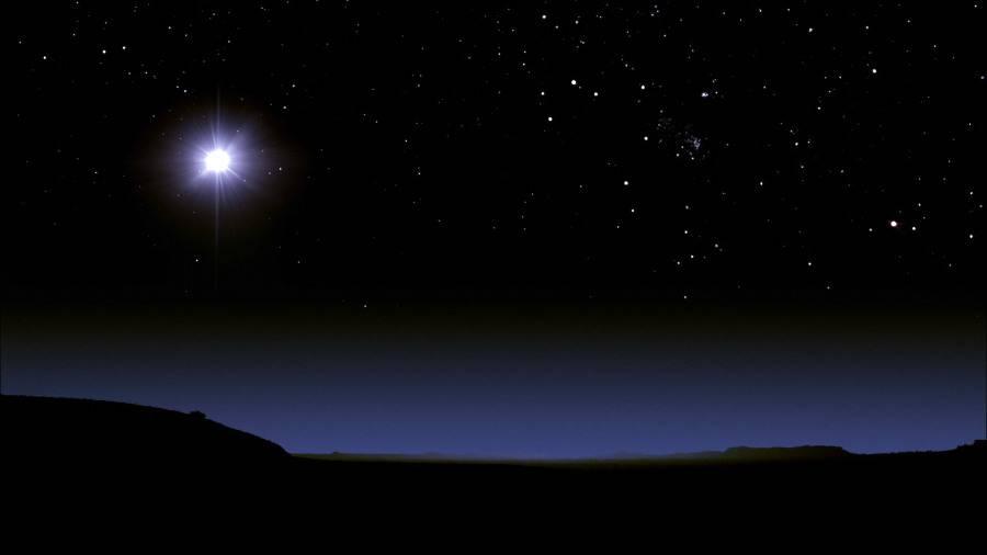 L'étoile de Bethléem serait réapparu pour la 1ère fois depuis le Christ |  Esprit Spiritualité Métaphysiques