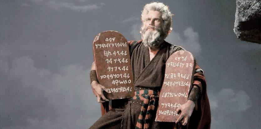 Moïse de la Bible était sous DMT