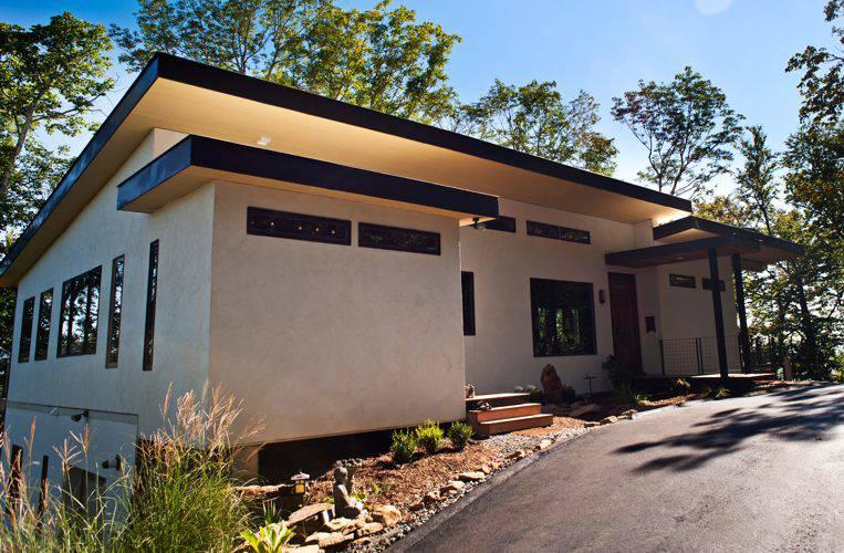 la premi re maison en chanvre limine le co2 de l 39 air. Black Bedroom Furniture Sets. Home Design Ideas