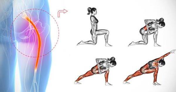 Etirements De Yoga Simples Pour Soulager Une Douleur Sciatique