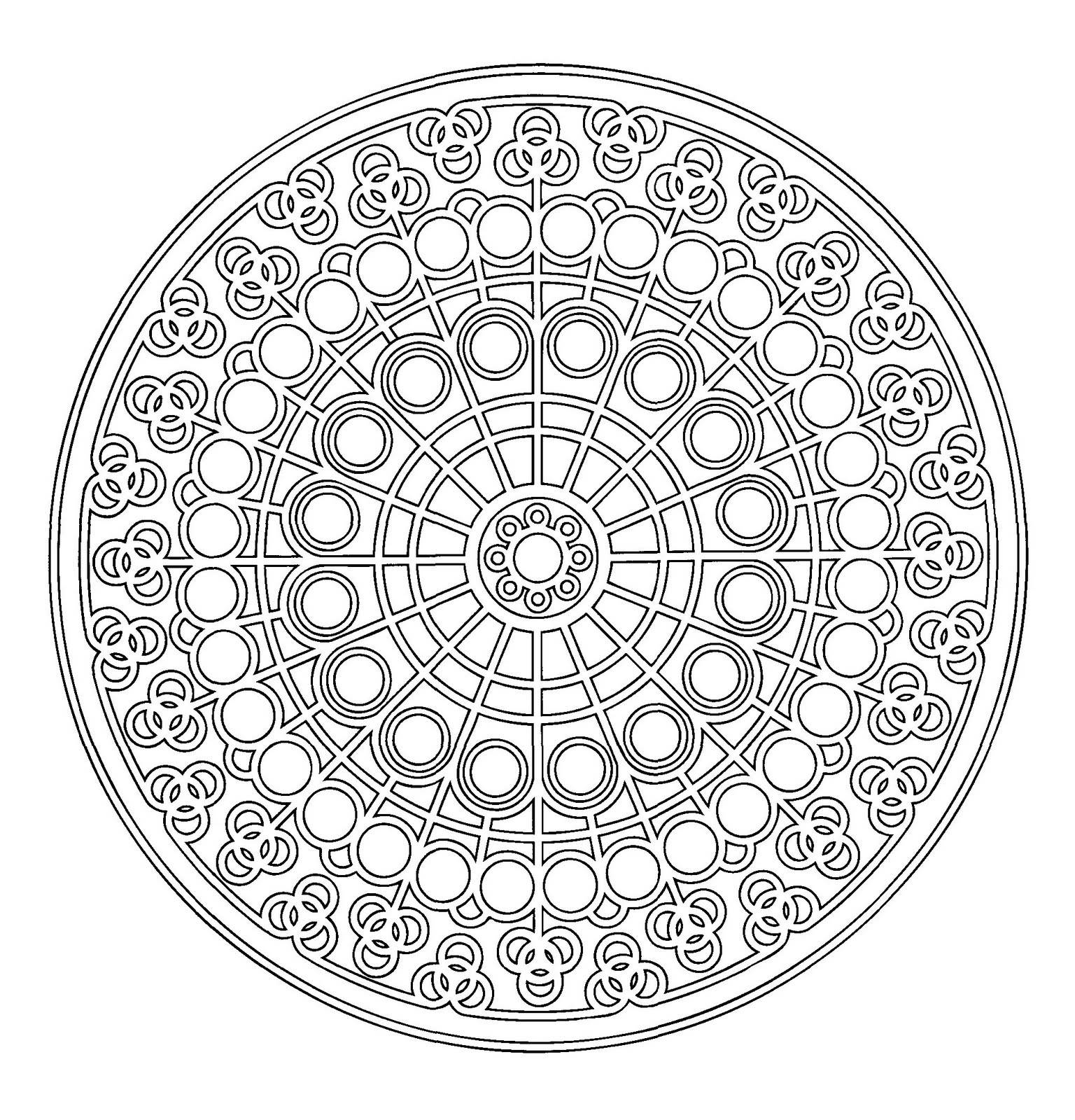mazuras mandala coloring pages - photo#6