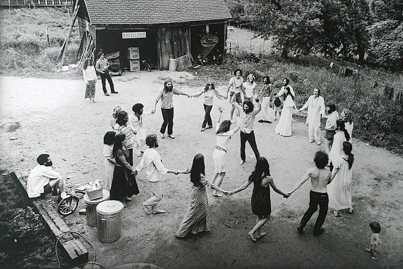 Peter simon COMMUNE Dancing