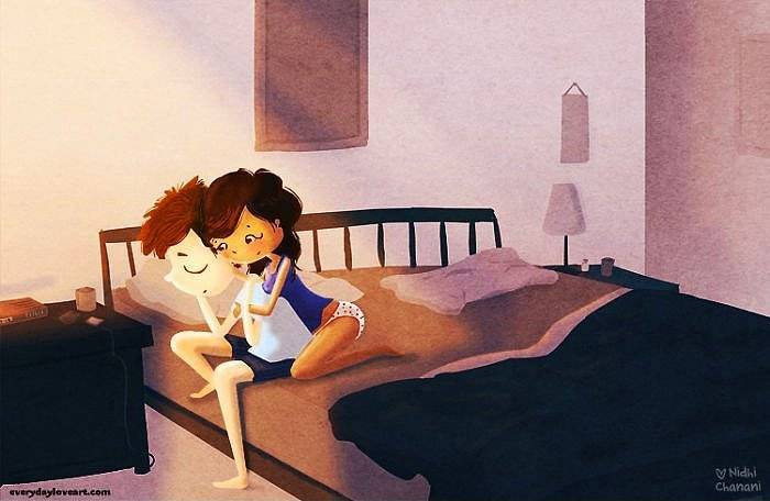 adaymag-wonderful-illustrations-capture-the-sweet-moments-spent-with-the-one-you-love-04