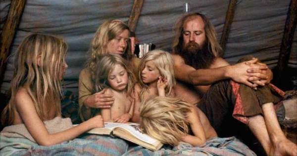 communauté hippie