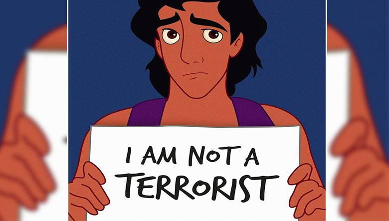 «Je ne suis pas un terroriste» Quand Aladdin combat les stéréotypes