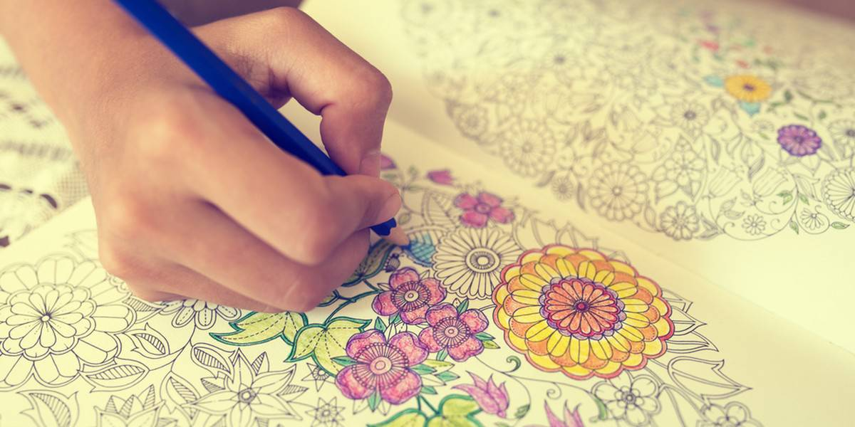 Coloriage Adulte Effet.7 Choses Inattendues Qui Se Produisent Quand Les Adultes