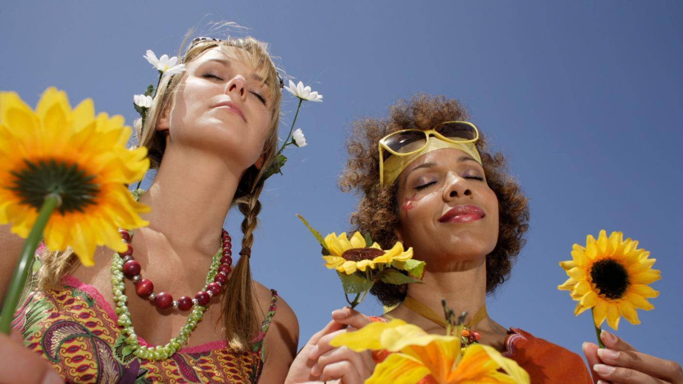 How to Be a Hippie As a Teen