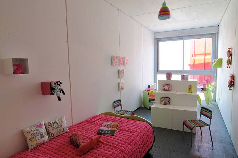 Maison Container by Patrick Partouche Kids Room