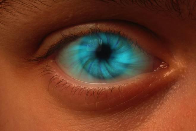 Regarder droit dans les yeux