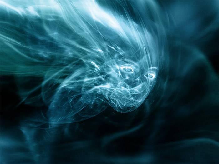 un fantôme ou un esprit - 2