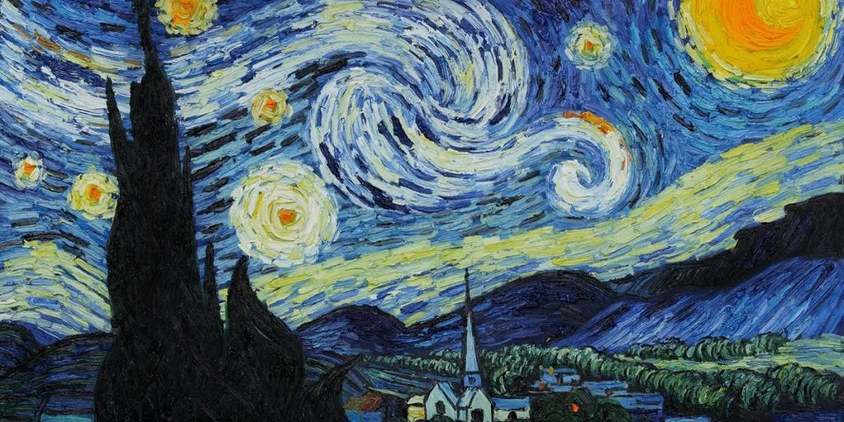 van gogh s starry night and salvador Thrill your walls now with a stunning starry night by van gogh print from the world's largest art gallery choose from thousands of starry night by van gogh artworks with the option to print on canvas, acrylic, wood or museum quality paper choose a frame to complete your home today.