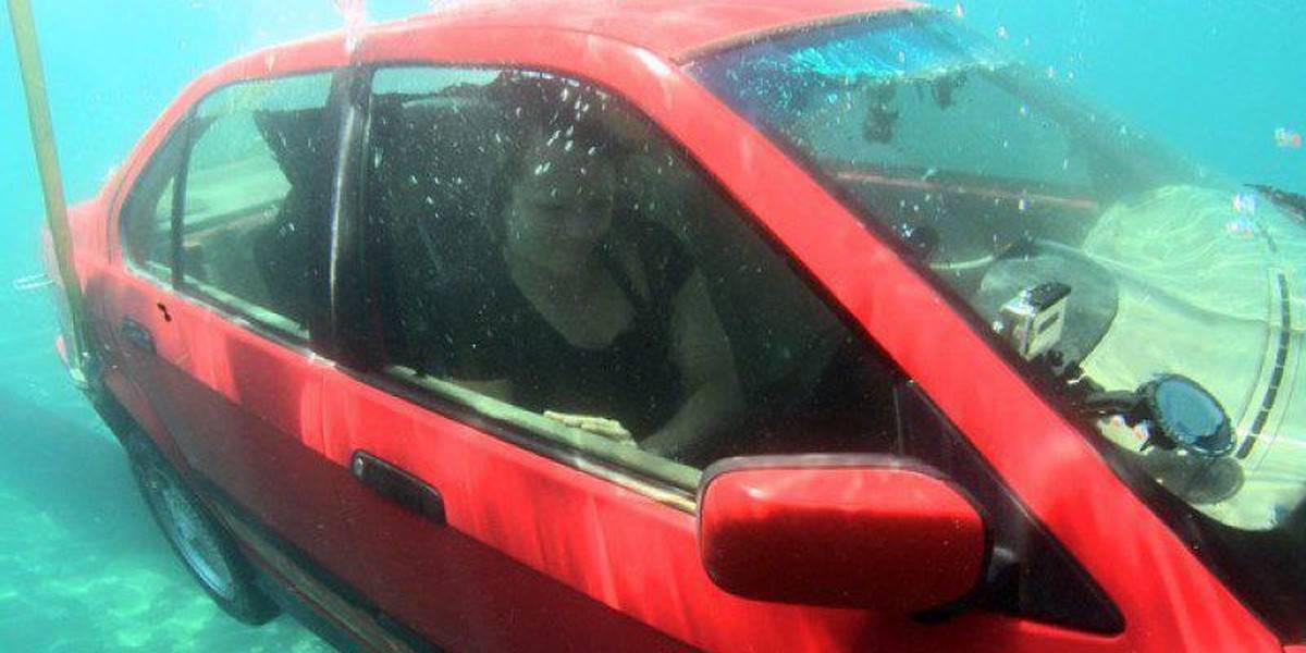 Si votre voiture est en train de couler voici ce que vous for Survitrer une fenetre