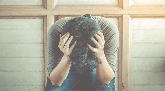 sur l'anxiété
