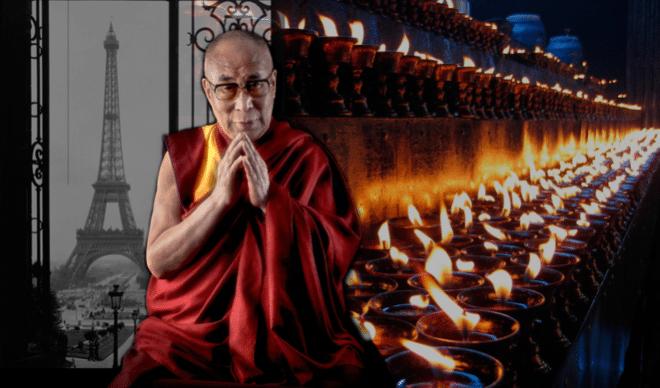 Jusqu'à présent, Sa Sainteté le Dalaï Lama s'est exprimé par deux fois à propos des attaques terroristes du 13 novembre à Paris, qui ont tué au moins 132 personnes.