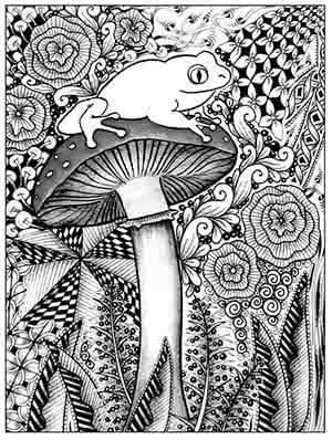 Champignon-magique
