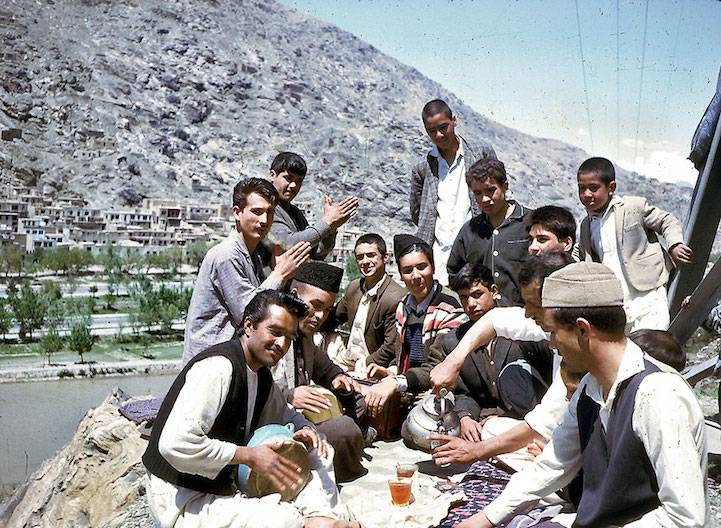 Insightful Photos of 1960s Afghanistan Reveal What Life Was Like Before the Taliban