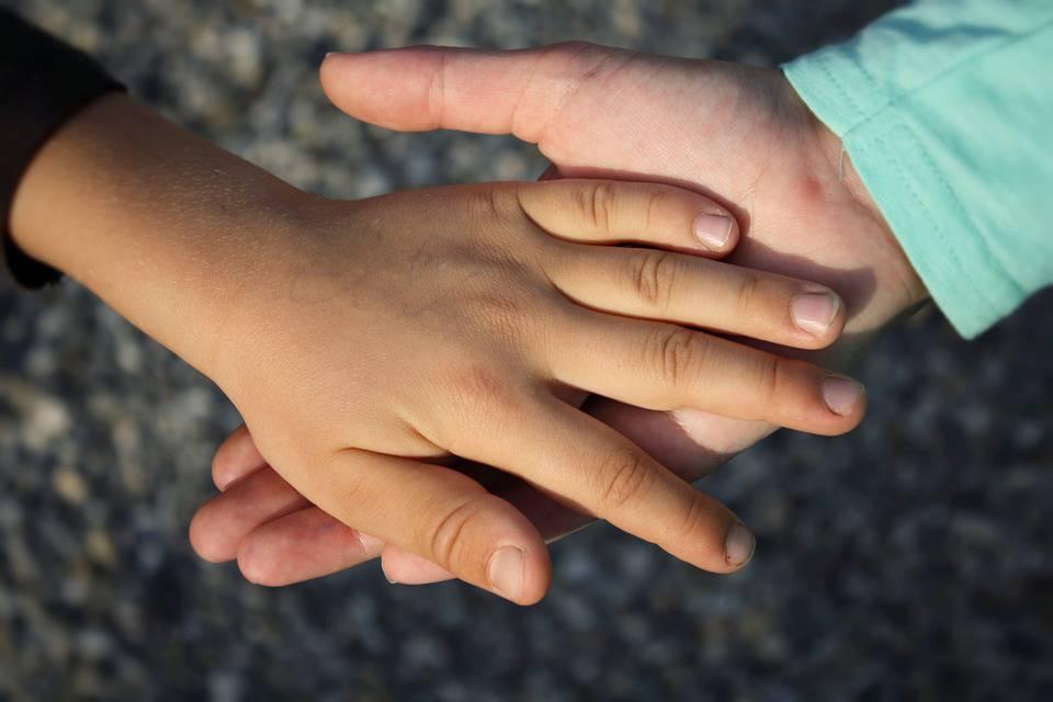 Main, Enfant, Les Enfants, Les Mains, Main De L'Enfant
