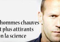 Les hommes chauves sont plus attirants selon la science