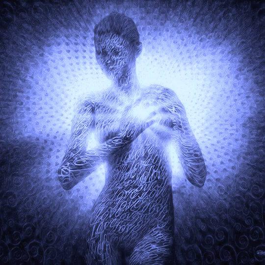 """Avant de comprendre ce qu'est le taux vibratoire, il importe de revenir sur la célèbre phrase d'Albert Einstein : """"tout est énergie"""" ou """"tout est vibration"""