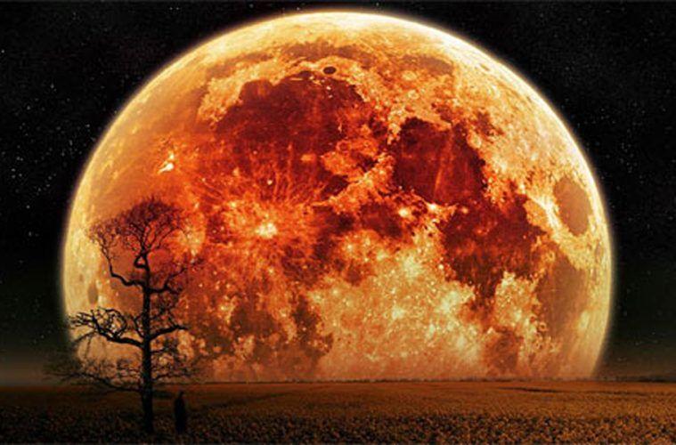 « L'extra Super Lune » du lundi 14 novembre. Voici comment elle peut affecter votre vie. Extra-Super-Lune-2