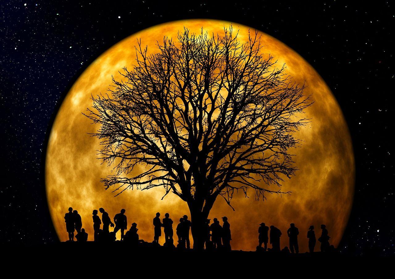 extra Super Lune