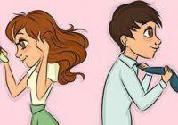 Lorsqu'un couple se marie, il conserve son amour pour l'un et l'autre, mais après le mariage les sentiments s'expriment différemment.